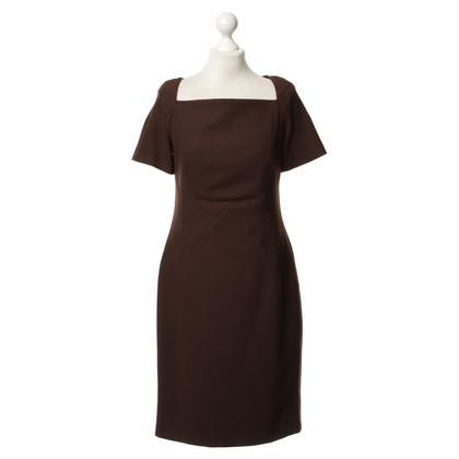 Talbot Runhof Brown dress