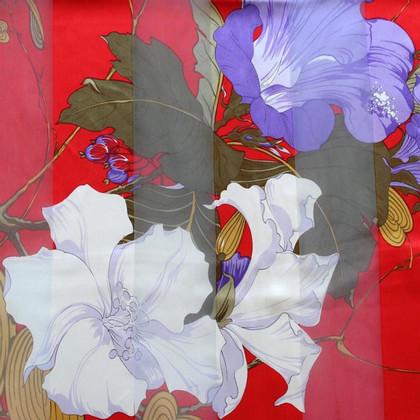 Balenciaga Floral scarf