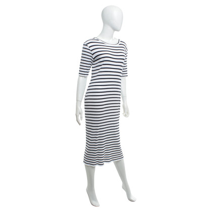 French Connection Dress with stripe pattern