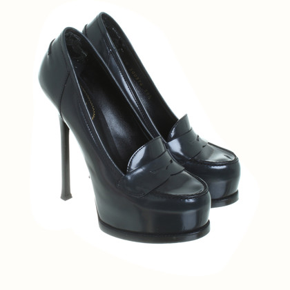 Saint Laurent pumps met een platform