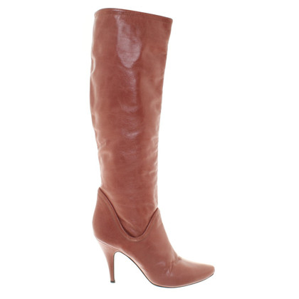 Patrizia Pepe Boots in oudroze