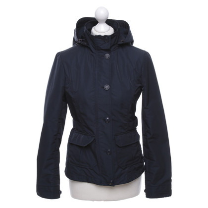 Woolrich Sportive Jacke mit Kapuze