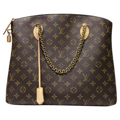 "Louis Vuitton ""Lockit Chain Monogram Canvas"""