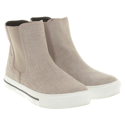 Marc Cain Boots in Beige