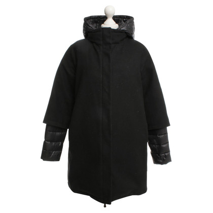 Duvetica Coat in black