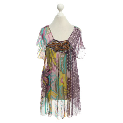 Antik Batik Tunic with floral print