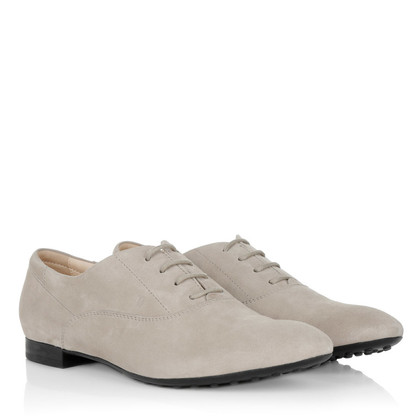 Tod's Lace-up shoes in beige