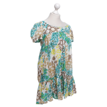 French Connection Multicolored cotton dress