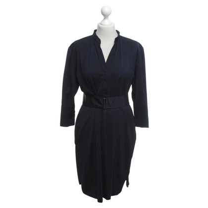 Luisa Cerano Dress in dark blue