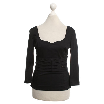 Elisabetta Franchi Blouse in black