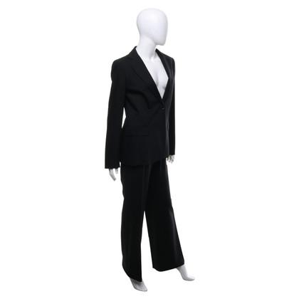 Max Mara Costume en noir