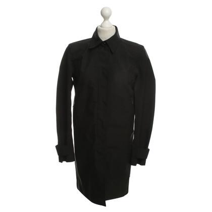 Prada Functionele korte jas in zwart