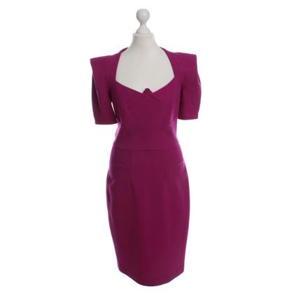 Roland Mouret Wool Dress