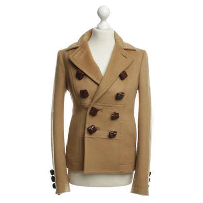 Dsquared2 Camel hair jacket