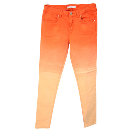 Karen Millen Jeans pants in orange