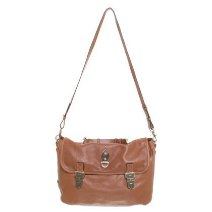 "Mulberry ""Tillie Satchel Bag"" Brown"