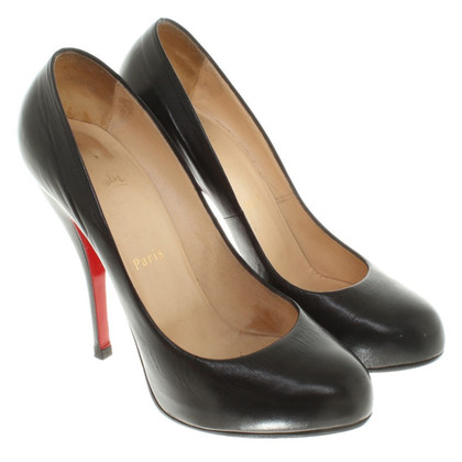 Christian Louboutin Stilettos in Schwarz