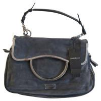 Armani Suede handbag