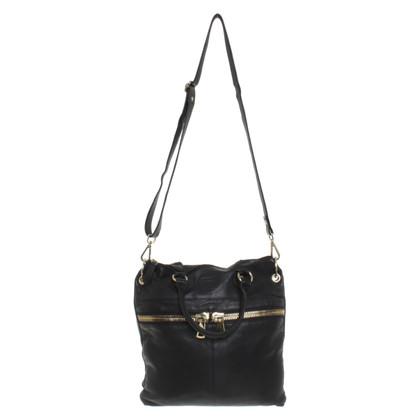 Steffen Schraut Shoulder bag made of leather