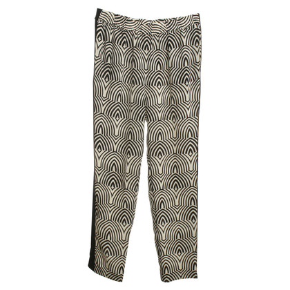 Marc by Marc Jacobs harem pants in seta