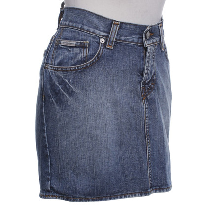 Calvin Klein Denim skirt in blue