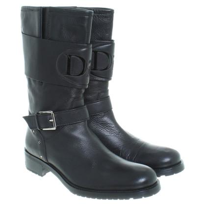 Christian Dior Biker-Stiefel