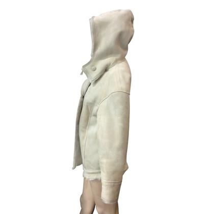 Isabel Marant schapenvacht jas