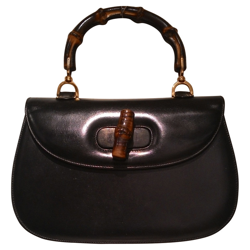 89f11f115aa9 Gucci Vintage Bamboo Bag - Buy Second hand Gucci Vintage Bamboo Bag for  €935.00