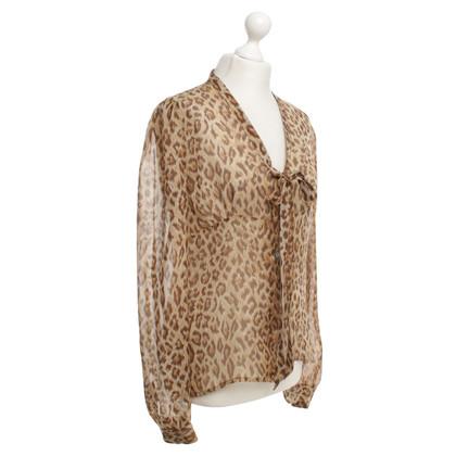 Dolce & Gabbana Blouse animal print