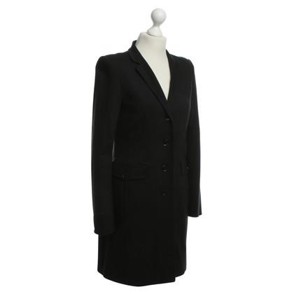 Laurèl Thin coat in black