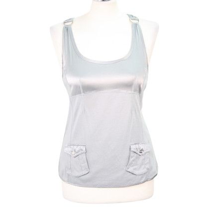 Karen Millen top in grey