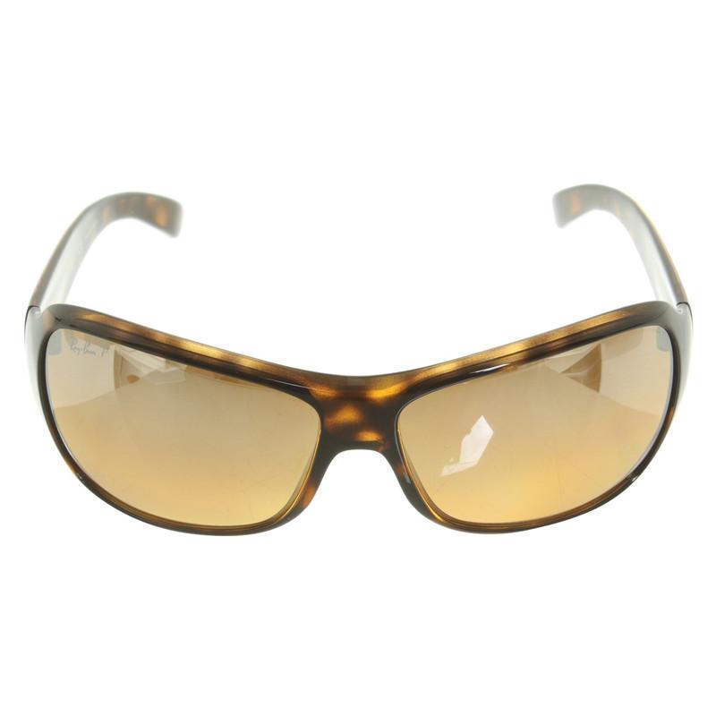 ray ban brillen braun