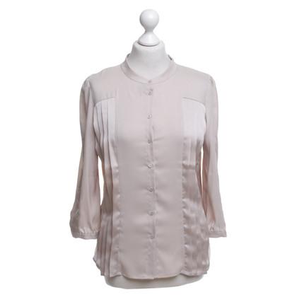 Comptoir des Cotonniers Shimmering blouse in beige