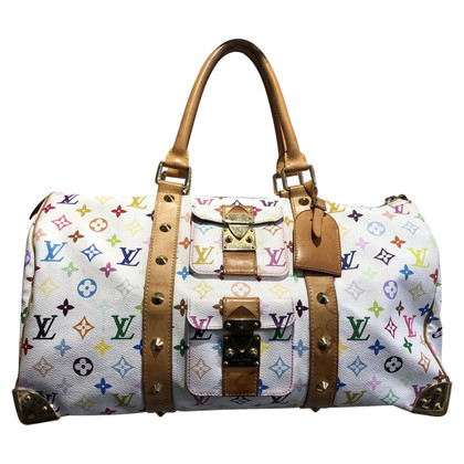 "Louis Vuitton ""Keepall 45 Monogram Multicolore Canvas"""