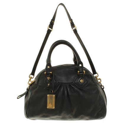 Marc by Marc Jacobs Handtas in zwart