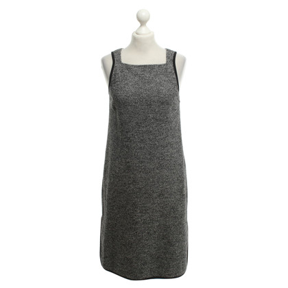 Red Valentino Meliertes Kleid in Grau