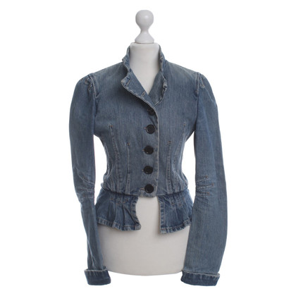 Marc Jacobs Denim jacket with washing