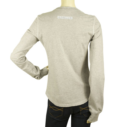Dsquared2 Gray Sweater