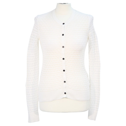 Jack Wills pull-over haut en blanc