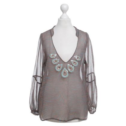 Andere merken Dea Kudibal - blouse met pailletten
