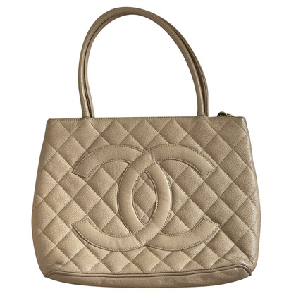 "Chanel ""Medaillon Tote Bag"""