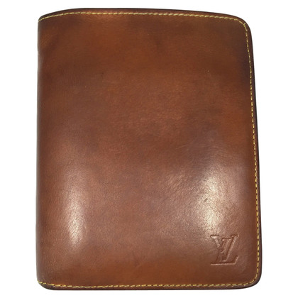Louis Vuitton Nomade leather wallet