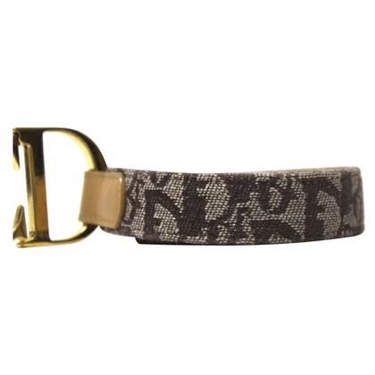 Christian Dior Cintura in Beige