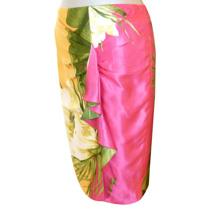 Bogner skirt made of silk