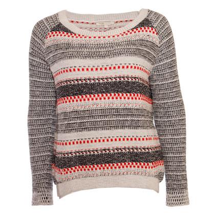 Maje sweater with lurex