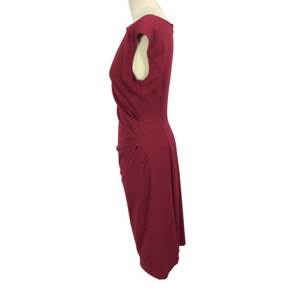 Alberta Ferretti Shirred Dress