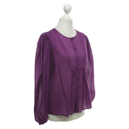 See by Chloé Blouse in purple