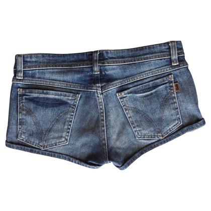 Dolce & Gabbana Jeans corti con motivo vichy