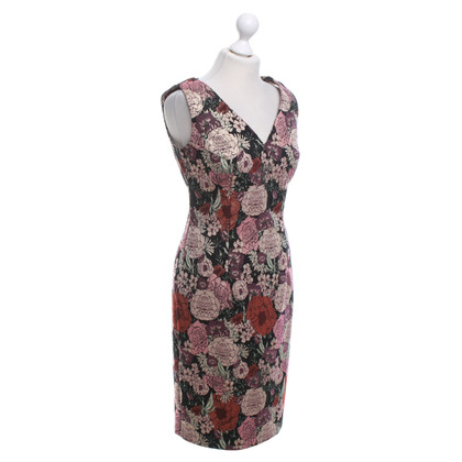 Piu & Piu Sheath dress in multicolor