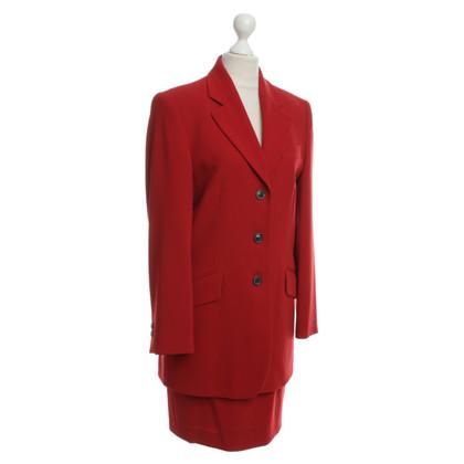 Windsor Costume in rosso